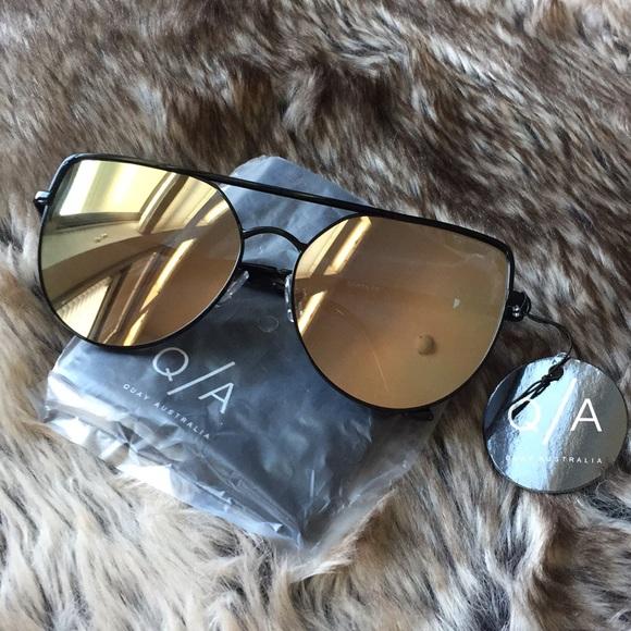 431de5c7e64de NEW Quay Australia Santa Fe Sunglasses